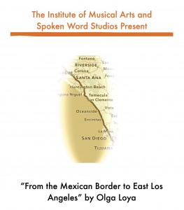 From The Mexican Border_Playbill - Version 3