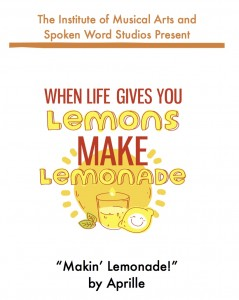 Makin Lemonade V2_r1 Playbill - Version 2